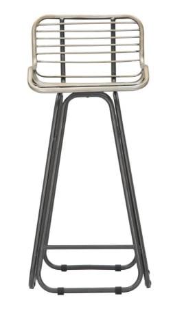 Scaun de bar DUBLIN (cm) 45X45X1022