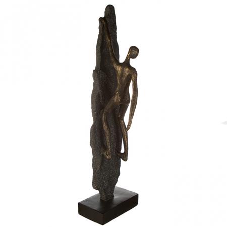 Figurina CLIMBER, rasina, 13x8x47 cm1
