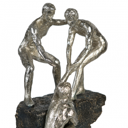 Figurina FRIENDS, rasina, 16x15x38.5 cm3