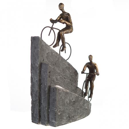 Figurina RACING, rasina, 33x13x28 cm0