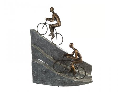 Figurina RACING, rasina, 33x13x28 cm3