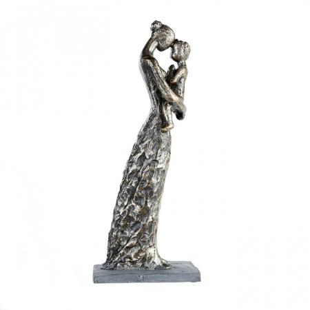 Figurina SECURITY, rasina, 13x8.5x33 cm1