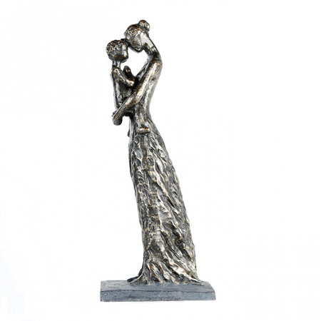Figurina SECURITY, rasina, 13x8.5x33 cm0