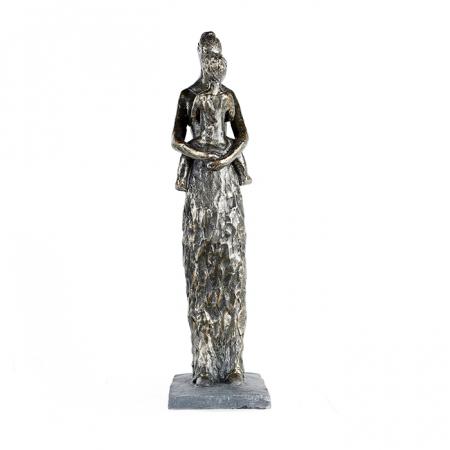 Figurina SECURITY, rasina, 13x8.5x33 cm2