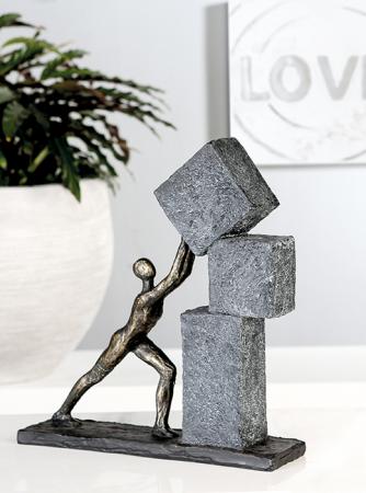 Figurina STACKING, rasina, 28x7x30.5 cm0