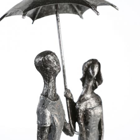 Figurina UMBRELLA, rasina, 36x14 cm2