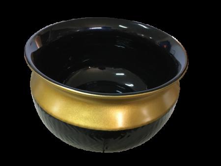 Set 1 Lampa cu 2 Vaze si 1 Bol DALLAS, ceramica, 26/37/26/14 cm3