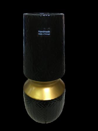 Set 1 Lampa cu 2 Vaze si 1 Bol DALLAS, ceramica, 26/37/26/14 cm4