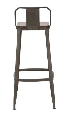 Set 2 scaune de bar HARLEM -B- (cm) 41X41X95 5