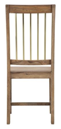 Set 2 scaune ELEGANT, lemn masiv sheesham, 45X50X100 cm, Mauro Ferretti8