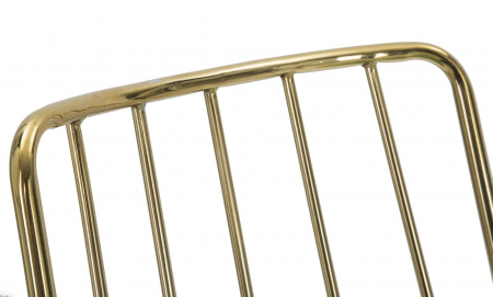 Set 2 scaune GLAM LODOVIC GREEN (cm) 45X50X80 7