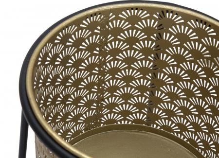 Set 2 suporturi pentru flori COUPLE (cm) Ø 26X70-23X457