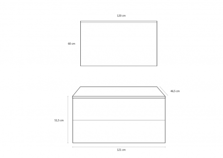 Set de baie cu 3 piese OSLO, Melamina/Aluminiu/Abs/Sticla/Ceramica/Metal, Alb, 121x46.5x190 cm3