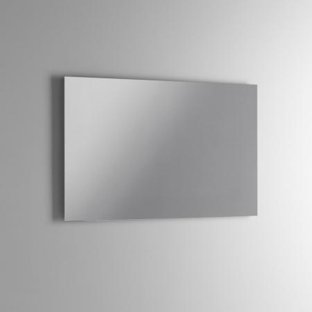 Set de baie cu 4 piese AGO, Melamina/Aluminiu/Abs/Sticla/Ceramica/Metal, Alb,  101x46.5x190 cm5