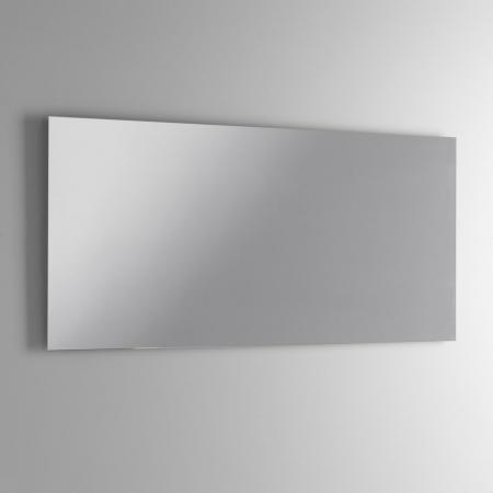 Set de baie cu 4 piese AGO , Melamina/Aluminiu/Abs/Sticla/Ceramica/Metal, Crem,  121x46.5x190 cm5