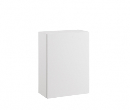 Set de baie cu 8 piese PERTH, Melamina/Aluminiu/Abs/Sticla/Ceramica/Metal, Alb/Maro inchis, 131x46.5x190 cm [6]