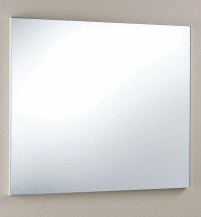 Set de baie cu 8 piese PERTH, Melamina/Aluminiu/Abs/Sticla/Ceramica/Metal, Alb/Maro inchis, 131x46.5x190 cm [3]