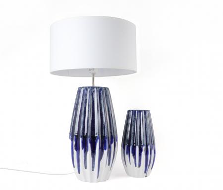 Set 1 Lampa cu Vaza MOONEYE, ceramica, 40/30 cm0