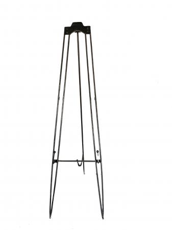 Sevalet GILDE, metal, 120x33x42 cm1
