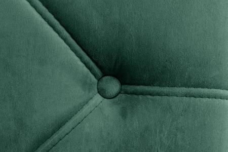 Sezlong living Diana, Verde inchis, 165x88x70 cm6
