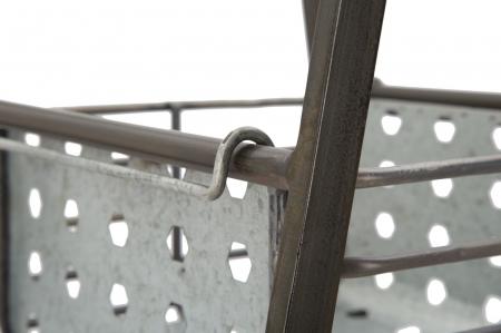 Sistem de rafturi, 72X34X164 cm, Mauro Ferretti5