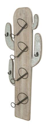 Suport de perete pentru sticle de vin CACTUS, 46X12X96 cm, Mauro Ferretti2