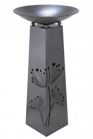 Suport flori BLOSSOM, metal, 102x50 cm0