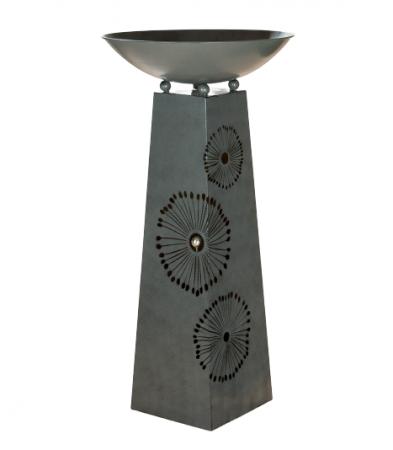 Suport flori DANDELION, metal, 117x58 cm0
