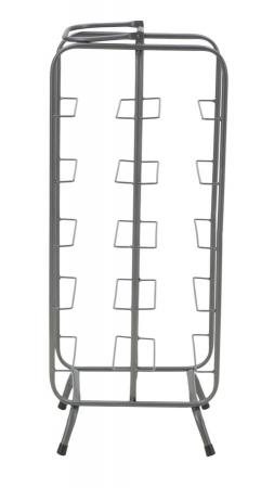 Suport pentru 10 sticle, 28X23X67 cm, Mauro Ferretti1
