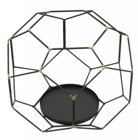Suport pentru lumanare BRIGHT BALL (cm) Ø 24X20 4