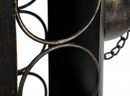 Suport pentru sticle INDUSTRY CM 35X25X50, Mauro Ferretti [3]