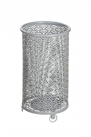 Suport pentru umbrela, metal, 43x24 cm1