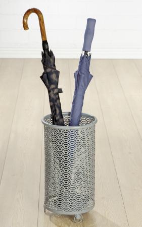 Suport pentru umbrela, metal, 43x24 cm0