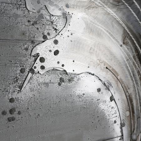 Tablou SURFER, panza/aluminiu, 100x100 cm [3]