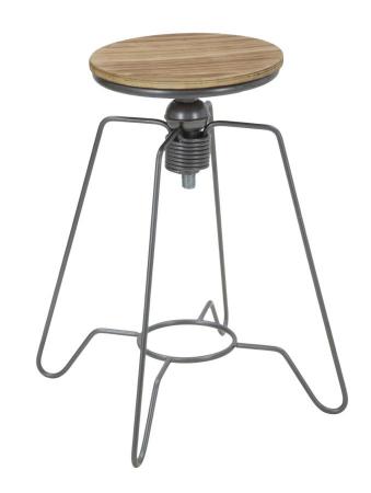 Taburet ajustabil pe inaltime HEINTRECK (cm) Ø 39X55-700