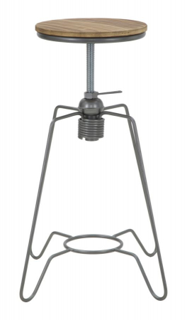 Taburet ajustabil pe inaltime HEINTRECK (cm) Ø 39X55-702