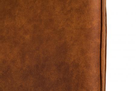 Taburet  Chesterfield, Maro coniac , 75x45x70 cm6