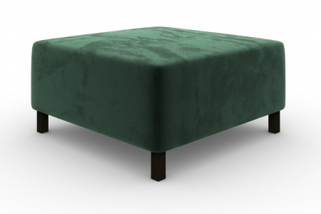 Taburet  Tina, Verde inchis, 88x42 cmx88 cm0