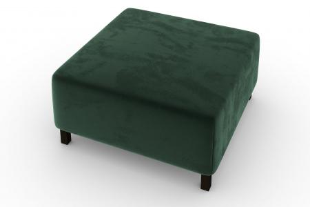 Taburet  Tina, Verde inchis, 88x42 cmx88 cm2