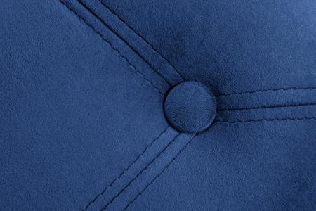 Taburet  Diana, Albastru, 50x44x44 cm3