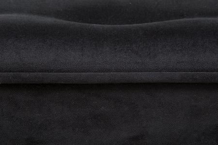 Taburet  Diana, Negru, 70x44x70 cm3