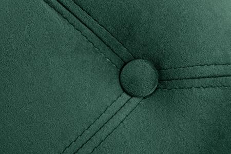 Taburet  Diana, Verde inchis, 50x44x44 cm3