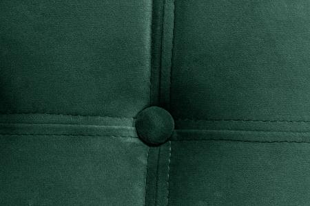 Taburet  Diana, Verde inchis, 80x44x80 cm3