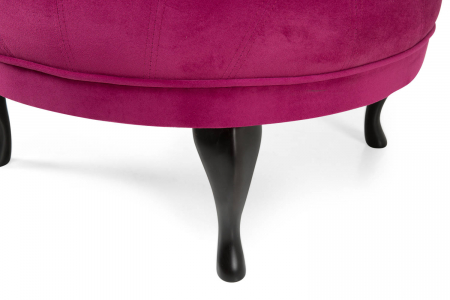 Taburet  Diana, Fuchsia, 80x44x80 cm7