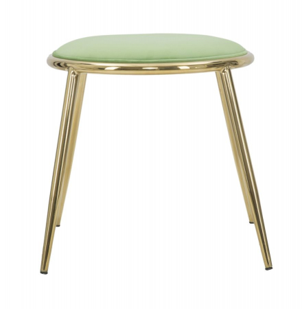 Taburet EMILY, verde, 45X45 cm, Mauro Ferretti2