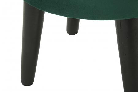 Taburet PARIS, verde, 35X40.5 cm, Mauro Ferretti6