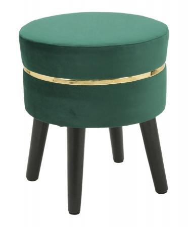 Taburet PARIS, verde, 35X40.5 cm, Mauro Ferretti0