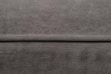 Taburet pentru picioare Veneta, Gri argintiu, 55x40x45 cm2