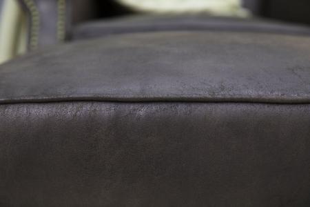 Taburet pentru picioare Veneta, Maro, 55x40x45 cm3