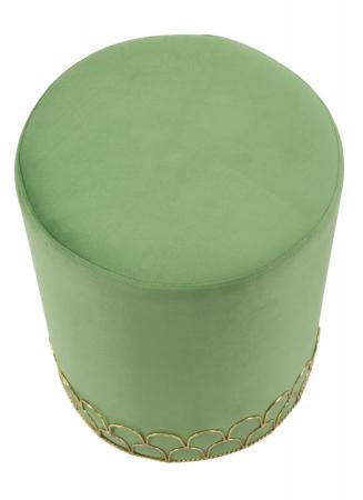 Taburet RING GREEN (cm) Ø 35X423